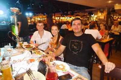 «Дискотека Авария», 28 июня 2012 - Ресторан «Максимилианс» Самара - 18