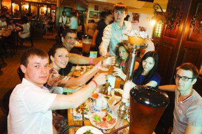 «Дискотека Авария», 28 июня 2012 - Ресторан «Максимилианс» Самара - 19