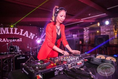 «Дыхание ночи»: Ladies Time. DJ Aliyana (Санкт-Петербург), 1 февраля 2014 - Ресторан «Максимилианс» Самара - 01