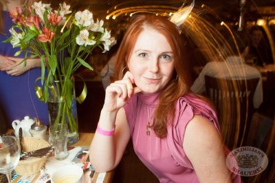 «Дыхание ночи»: Ladies Time. DJ Aliyana (Санкт-Петербург), 1 февраля 2014 - Ресторан «Максимилианс» Самара - 07