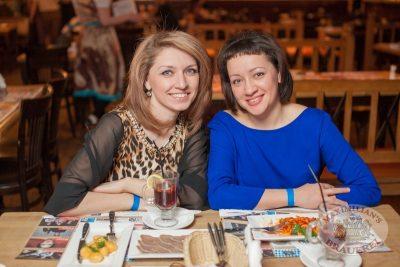 «Дыхание ночи»: Ladies Time. DJ Natasha Baccardi (Москва), 7 февраля 2014 - Ресторан «Максимилианс» Самара - 04