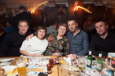 «Дыхание ночи»: Ladies Time. DJ Natasha Baccardi (Москва), 7 февраля 2014 - Ресторан «Максимилианс» Самара - 10