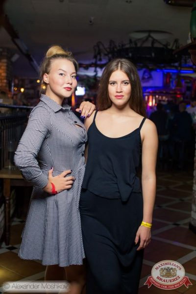 «Дыхание ночи»: Dj Rich-Art (Москва), 5 сентября 2015 - Ресторан «Максимилианс» Самара - 06
