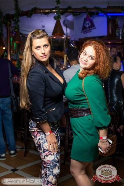 «Дыхание ночи»: Dj Rich-Art (Москва), 5 сентября 2015 - Ресторан «Максимилианс» Самара - 09