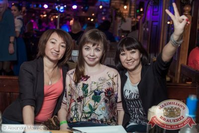 «Дыхание ночи»: Dj Цветкоff (Санкт-Петербург), 14 марта 2015 - Ресторан «Максимилианс» Самара - 21