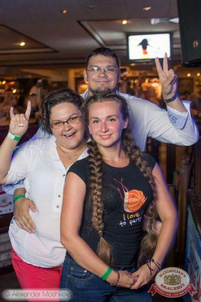 «Дыхание ночи»: «Дикий, дикий Запад», 8 августа 2015 - Ресторан «Максимилианс» Самара - 08