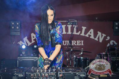 «Дыхание ночи»: DJ Alina Jameson на Репетиции Дня Защитника Отечества, 21 февраля 2014 - Ресторан «Максимилианс» Самара - 03