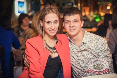 «Дыхание ночи»: DJ Alina Jameson на Репетиции Дня Защитника Отечества, 21 февраля 2014 - Ресторан «Максимилианс» Самара - 10