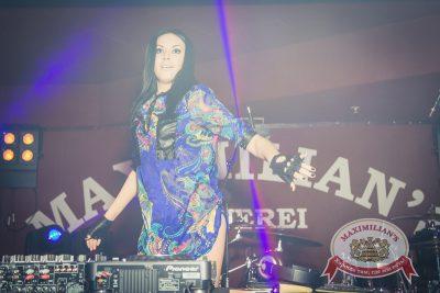«Дыхание ночи»: DJ Alina Jameson на Репетиции Дня Защитника Отечества, 21 февраля 2014 - Ресторан «Максимилианс» Самара - 26