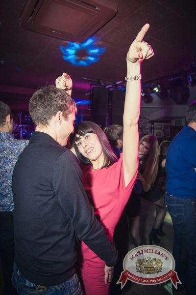 «Дыхание ночи»: DJ Alina Jameson на Репетиции Дня Защитника Отечества, 21 февраля 2014 - Ресторан «Максимилианс» Самара - 29