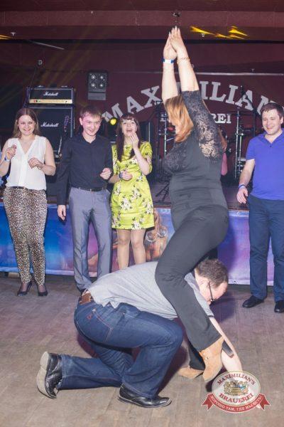 «Дыхание ночи»: Dj Anton (Москва) на Дне Космонавтики, 12 апреля 2014 - Ресторан «Максимилианс» Самара - 18