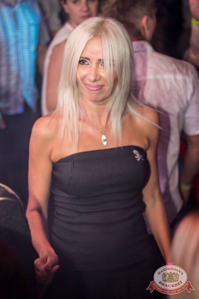 «Дыхание ночи»: Dj Артем Бодрый & Dj LEO, МС Шарланов, 13 августа 2016 - Ресторан «Максимилианс» Самара - 20