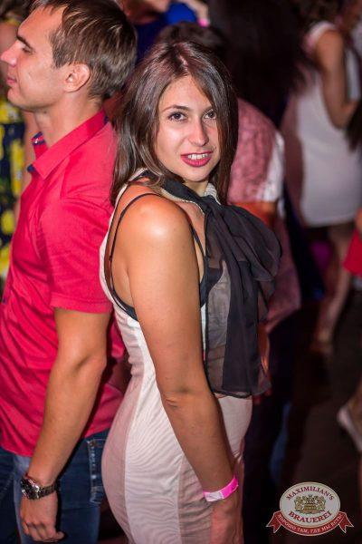 «Дыхание ночи»: Dj Артем Бодрый & Dj LEO, МС Сенатов, 20 августа 2016 - Ресторан «Максимилианс» Самара - 16