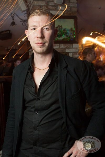 «Dыхание ночи»: DJ Игорь Кокс, 13 декабря 2013 - Ресторан «Максимилианс» Самара - 24