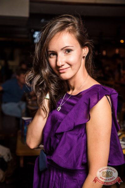 «Дыхание ночи»: DJ Катя Вог (Самара), 16 августа 2014 - Ресторан «Максимилианс» Самара - 16