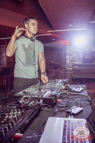 Дыхание ночи»: Dj Kiril Medvedev (Самара), 19 июля 2014 - Ресторан «Максимилианс» Самара - 16