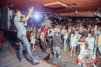Дыхание ночи»: Dj Kiril Medvedev (Самара), 19 июля 2014 - Ресторан «Максимилианс» Самара - 17