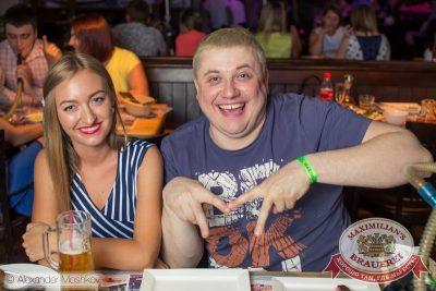 «Дыхание ночи»: DJ Kirillich (Москва), 6 июня 2015 - Ресторан «Максимилианс» Самара - 23