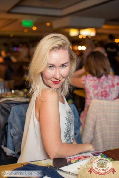 «Дыхание ночи»: DJ Kirillich (Москва), 6 июня 2015 - Ресторан «Максимилианс» Самара - 25