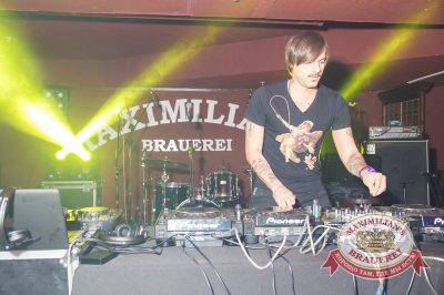«Дыхание ночи»: DJ Miller (Москва), 29 марта 2014 - Ресторан «Максимилианс» Самара - 03