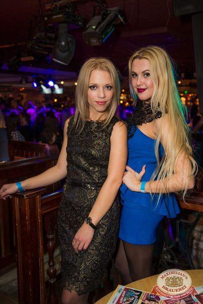 «Дыхание ночи»: DJ Nil & Mischa (Москва), 11 октября 2014 - Ресторан «Максимилианс» Самара - 25