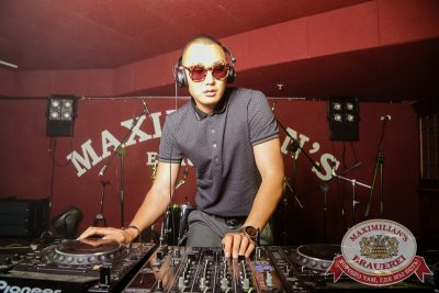 «Дыхание ночи»: DJ Pasha Lee (Москва), 27 июня 2014 - Ресторан «Максимилианс» Самара - 16