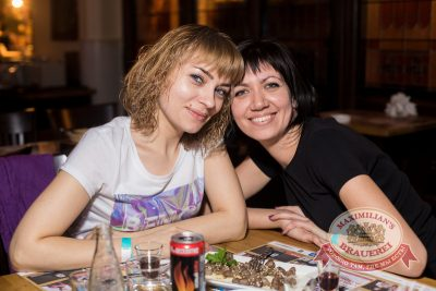 «Дыхание ночи»: Dj Roma Pafos (Москва), 15 марта 2014 - Ресторан «Максимилианс» Самара - 05