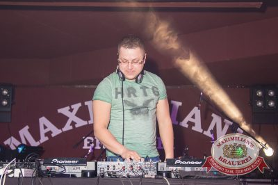 «Дыхание ночи»: DJ Роман Жуков (Казань), 5 апреля 2014 - Ресторан «Максимилианс» Самара - 18