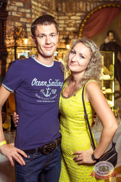 «Дыхание ночи»: DJ Shirshnev (Москва), 9 августа 2014 - Ресторан «Максимилианс» Самара - 11