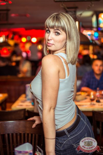 «Дыхание ночи»: DJ Shirshnev (Москва), 9 августа 2014 - Ресторан «Максимилианс» Самара - 23