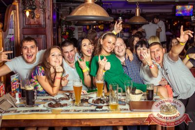 «Дыхание ночи»: DJ Shirshnev (Москва), 9 августа 2014 - Ресторан «Максимилианс» Самара - 29