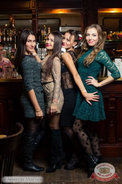 «Дыхание ночи»: Dj Vadim Adamov (Москва), 10 октября 2015 - Ресторан «Максимилианс» Самара - 18