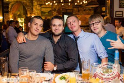 «Дыхание ночи»: Dj Vadim Adamov (Москва), 10 октября 2015 - Ресторан «Максимилианс» Самара - 26