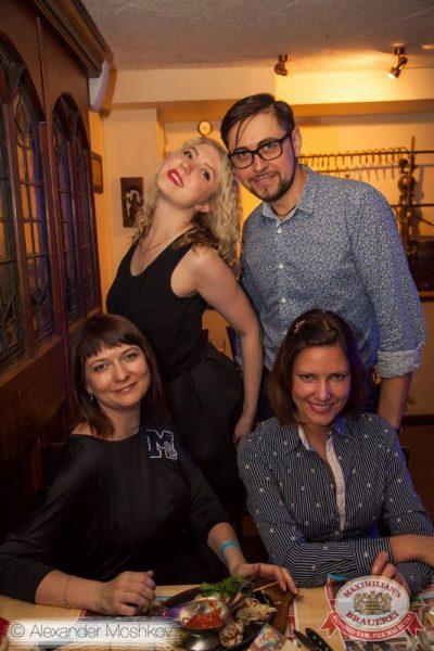 «Дыхание ночи»: Dj Viento (Москва), 21 ноября 2015 - Ресторан «Максимилианс» Самара - 28