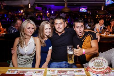 «Дыхание ночи»: Лето на шпильках, Алексей Мануйлов (Самара), 18 июля 2014 - Ресторан «Максимилианс» Самара - 11