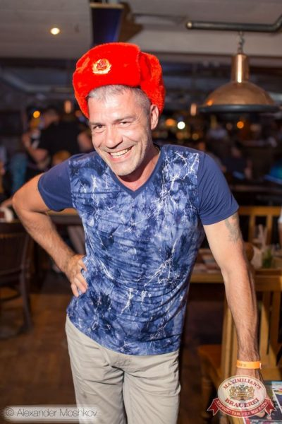 «Дыхание ночи»: Матрешка-party, 26 июня 2015 - Ресторан «Максимилианс» Самара - 10