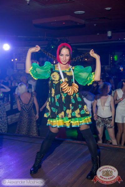 «Дыхание ночи»: Матрешка-party, 26 июня 2015 - Ресторан «Максимилианс» Самара - 12