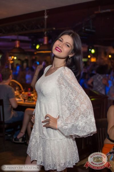 «Дыхание ночи»: Матрешка-party, 26 июня 2015 - Ресторан «Максимилианс» Самара - 16