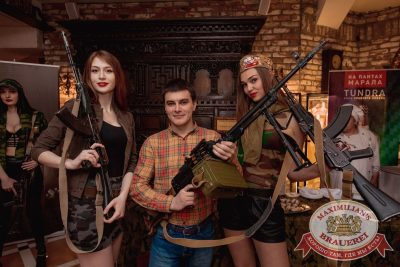 День защитника Отечества, 22 февраля 2017 - Ресторан «Максимилианс» Самара - 2