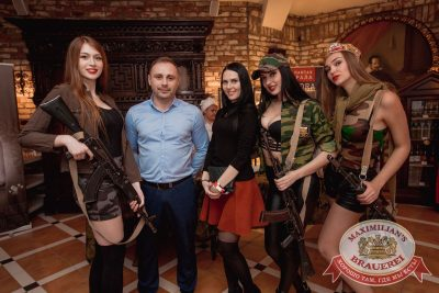 День защитника Отечества, 22 февраля 2017 - Ресторан «Максимилианс» Самара - 5