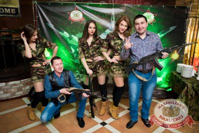 День защитника Отечества, 22 февраля 2016 - Ресторан «Максимилианс» Самара - 04