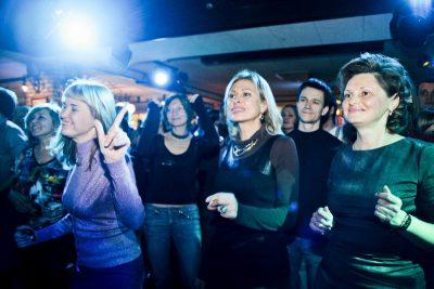 Эйда Дайер (США) и The «A» Band, 18 ноября 2012 - Ресторан «Максимилианс» Самара - 07