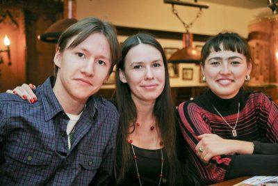 Эйда Дайер (США) и The «A» Band, 18 ноября 2012 - Ресторан «Максимилианс» Самара - 12
