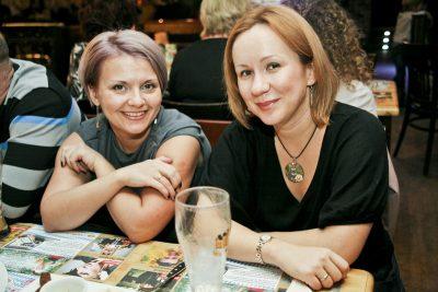 Эйда Дайер (США) и The «A» Band, 18 ноября 2012 - Ресторан «Максимилианс» Самара - 14