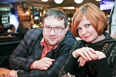 Эйда Дайер (США) и The «A» Band, 18 ноября 2012 - Ресторан «Максимилианс» Самара - 15