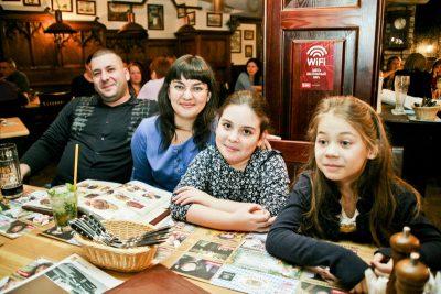 Эйда Дайер (США) и The «A» Band, 18 ноября 2012 - Ресторан «Максимилианс» Самара - 16
