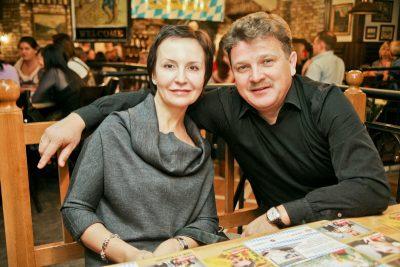 Эйда Дайер (США) и The «A» Band, 18 ноября 2012 - Ресторан «Максимилианс» Самара - 17