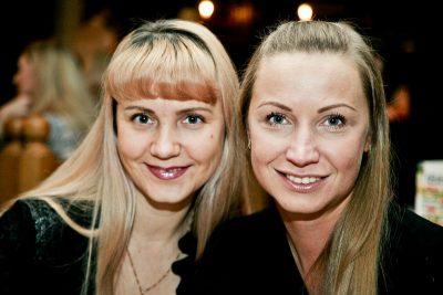 Эйда Дайер (США) и The «A» Band, 18 ноября 2012 - Ресторан «Максимилианс» Самара - 18