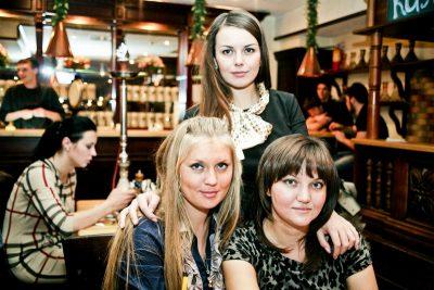 Эйда Дайер (США) и The «A» Band, 18 ноября 2012 - Ресторан «Максимилианс» Самара - 20