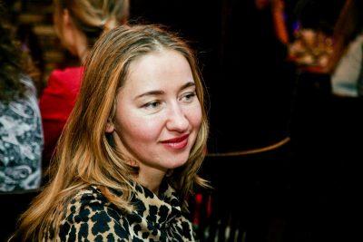 Эйда Дайер (США) и The «A» Band, 18 ноября 2012 - Ресторан «Максимилианс» Самара - 22